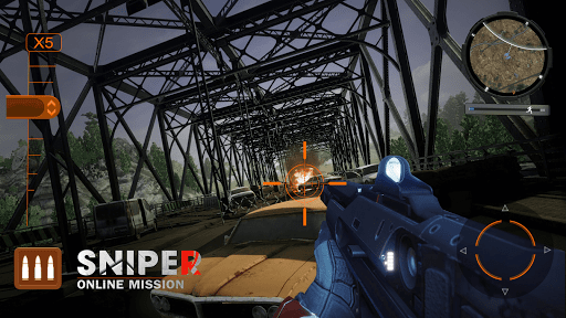 PC u7528 Sniper Online Mission 2