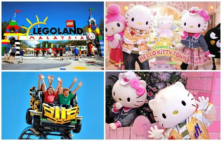 Hello Kitty Town Tour