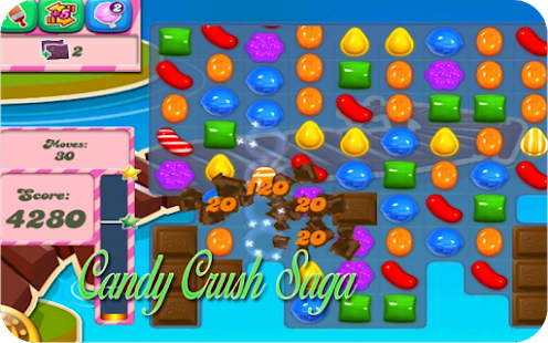 Tips : Candy Crush Saga - náhled