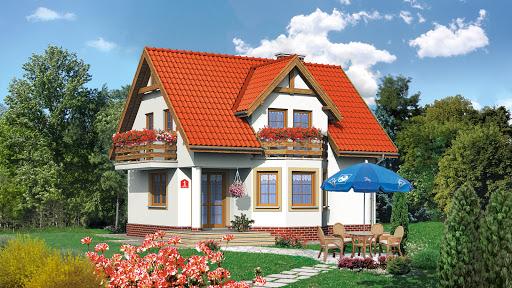 projekt Dom przy Kalinowej