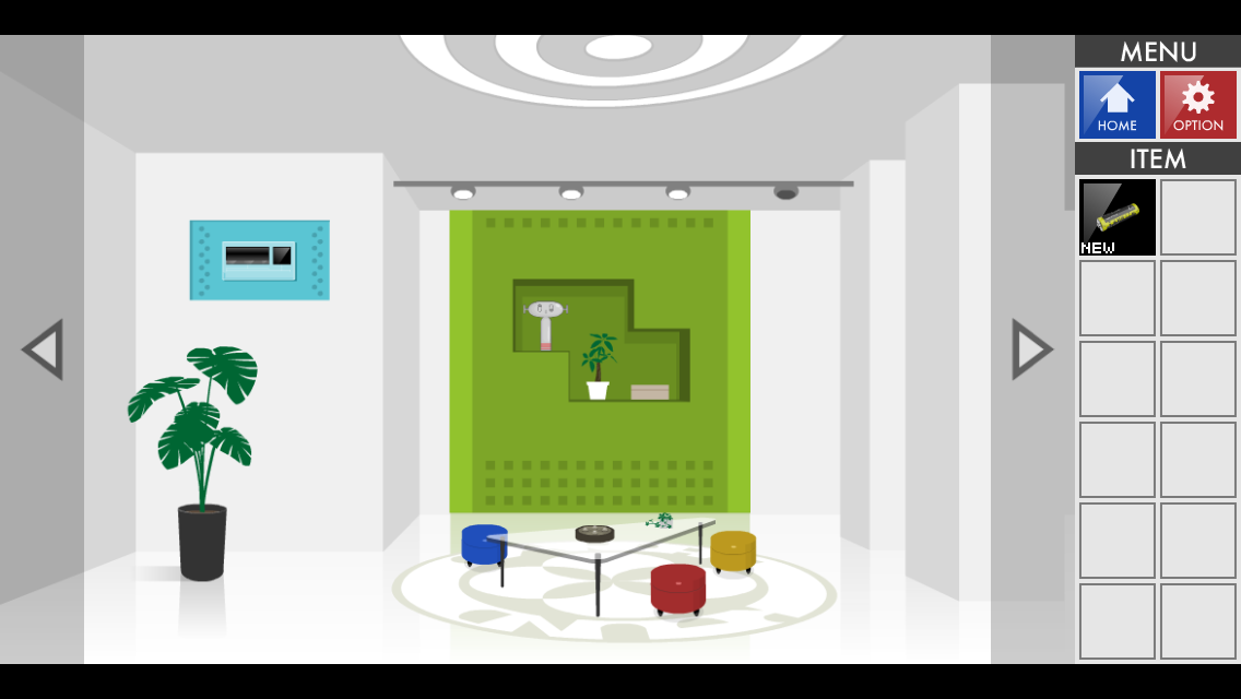 ROOM Γ -Room Escpae Game-- screenshot
