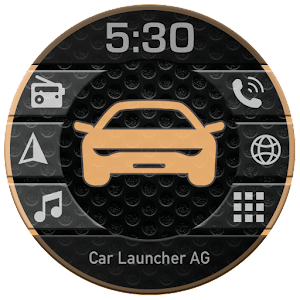 Car Launcher AG for PC