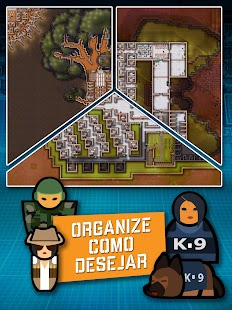 Prison Architect: Mobile Android screenshot