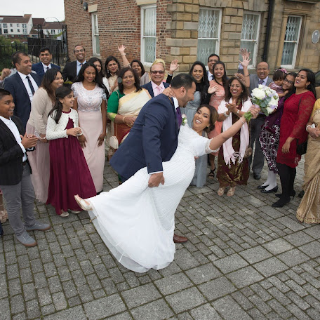 Wedding photographer James Paul (paul). Photo of 17.10.2017