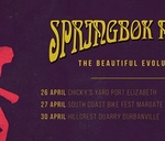 Springbok Nude Girls live at Rusty Hook : Rusty Hook
