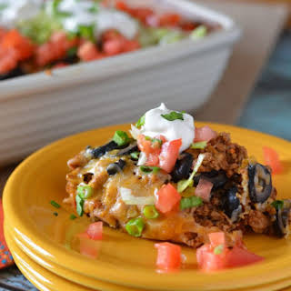 Taco Bake Casserole.