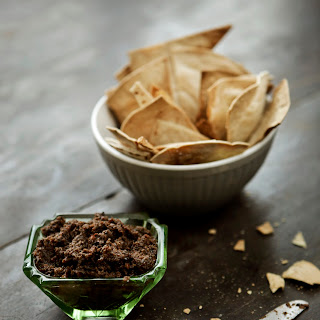 Olives And Sun-dried Tomatoes Dip