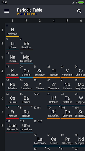 Periodic Table 2018 Pro v0.1.33 [Patched]