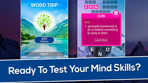 Word Trip 1.352.0 screenshots 10