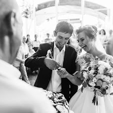 Wedding photographer Bogdan Milevich (milevich). Photo of 03.08.2017