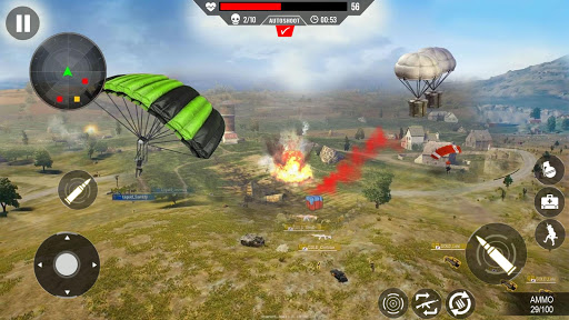 Commando Shooting Games 2020 - Cover Fire Action filehippodl screenshot 2