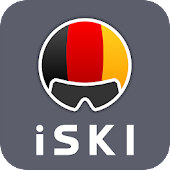 iSKI Deutschland - Ski, snow, resort info, tracker