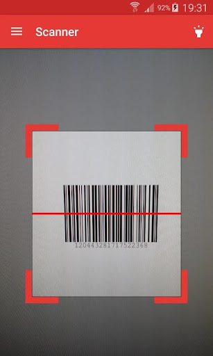 ScanDroid QR & Barcode scanner 1.9.1 screenshots n 2