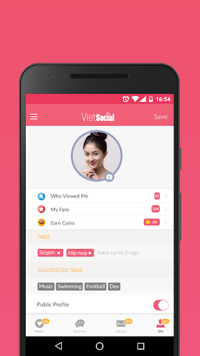Vietnamesisk dating online-chat