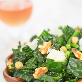 Mustard Vinaigrette Kale Salad