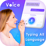 Voice Typing All Language : Speech To Text Convert