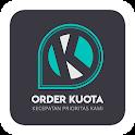 Orderkuota - Isi Kuota Internet dan Pulsa Murah icon