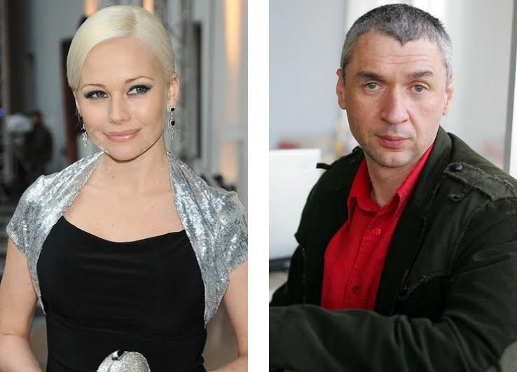 Дмитрий Липскеров и Елена Корикова