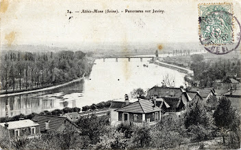 Photo: 34. - Athis-Mons (Seine). - Panorama sur Juvisy