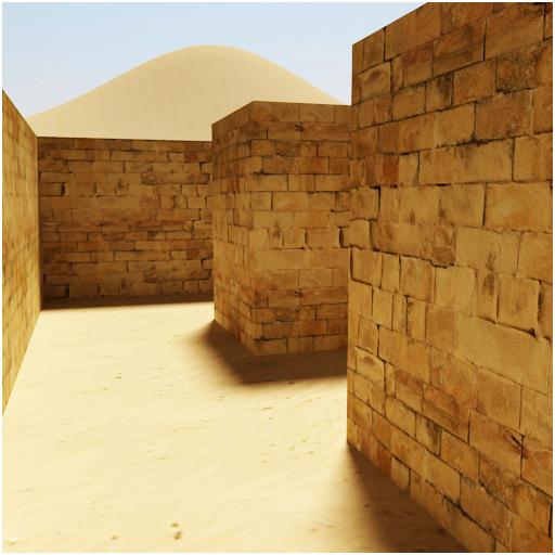 3D Maze / Labyrinth (game)