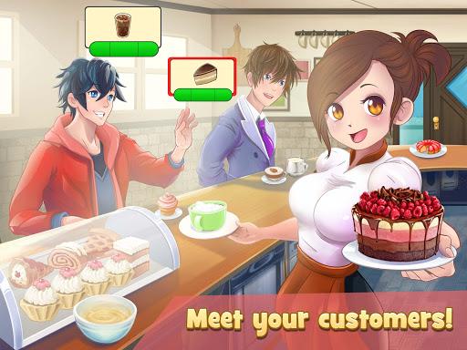 Dessert Chain: Cafu00e9 Waitress & Restaurant Chef 0.8.10 screenshots 6