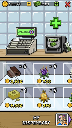 Pot Farm: Grass Roots 1.24.2 Cheat screenshots 5