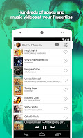 screenshot of Tamil Songs, தமிழ் பாடல்கள், MP3 Padal Music App