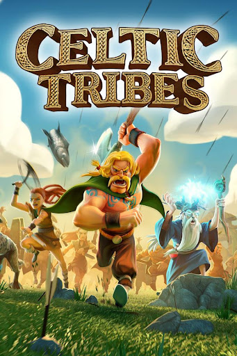 Celtic Tribes - Building Strategy MMO for PC