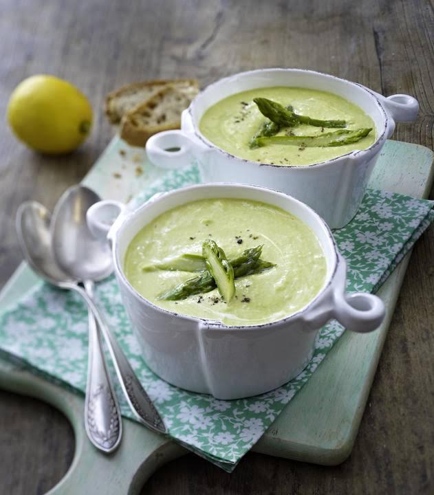 Soup Recipes Asparagus: 10 Best Low Calorie Asparagus Soup Recipes