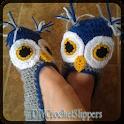 DIY Crochet Slippers icon