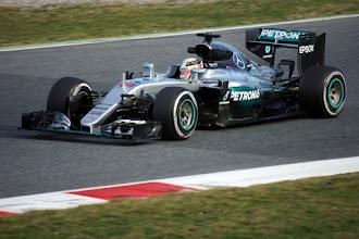 Photo: Lewis Hamilton - Mercedes AMG F1