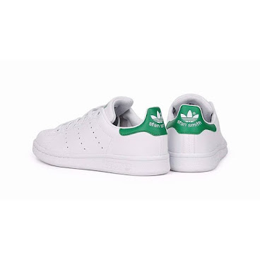 Adidas Original Stan Smith White-Green