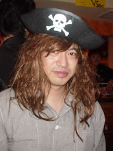 Photo: Long-haired Pirate Takao