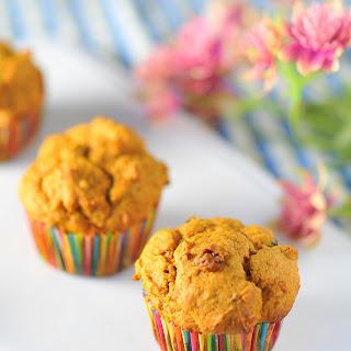 Pumpkin Raisin Muffins Recipes