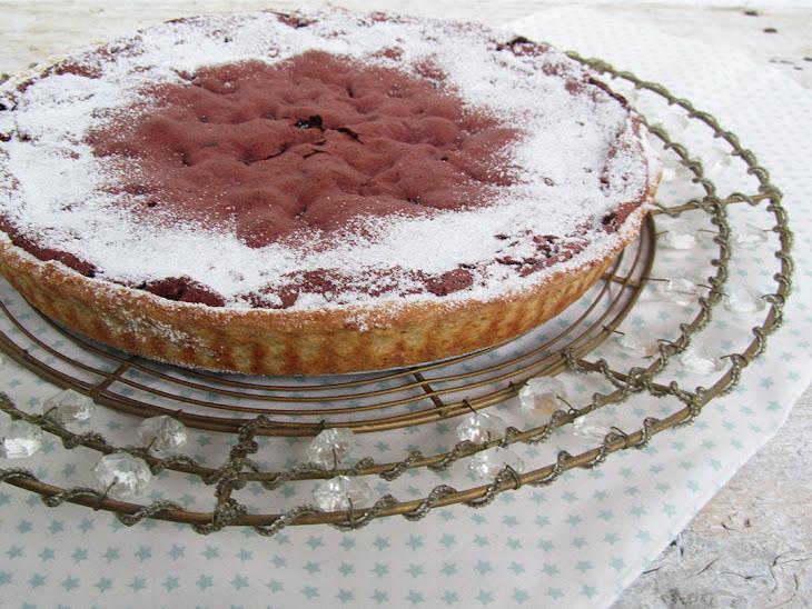 Chocolate and Beet Pie Recipe