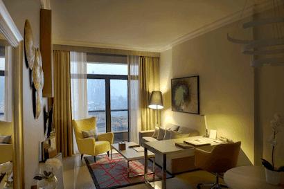Tecom Serviced Apartment, Sheikh Zayed Road
