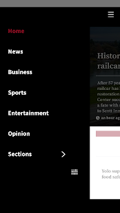 Daily Democrat- screenshot thumbnail