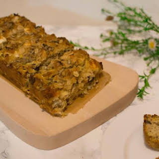 Savoury Zucchini Bread.