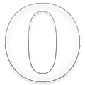 Opera browser for Android beta 29.0.1809.93516 icon