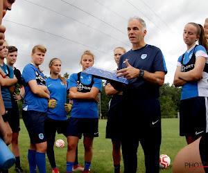 Genk Ladies kloppen club uit Eredivisie