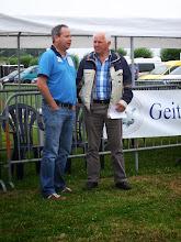 Photo: Keurmeesters P. Zijlstra en H. Hoekstra.