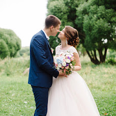 Wedding photographer Darya Petrova (dashe4kap). Photo of 20.08.2017