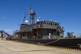 Photo: 掃海艇「つしま」