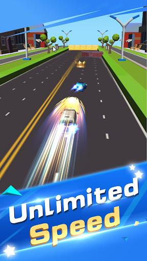 City Drifting - Fun idle games  captures d'u00e9cran 2