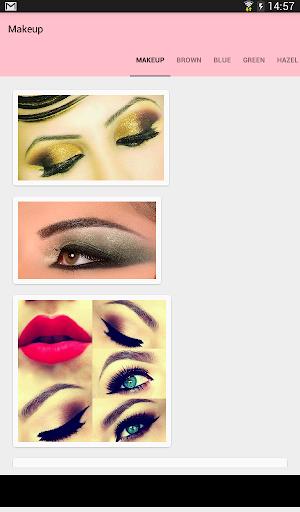 Makeup screenshot 13