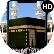 Mecca Themes Live Wallpaper- Islamic background HD 1 0