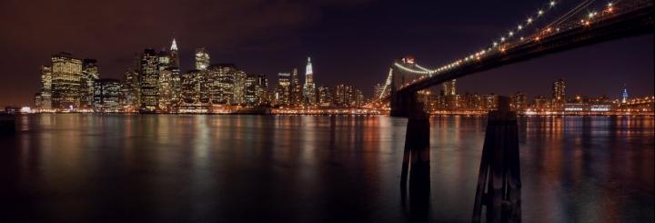 New york skyline di Martello Damiano ©