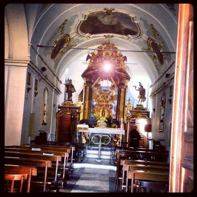 La luce sull'altare di LaDany