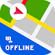 Offline maps with Street View : GPS Route Tracker APK