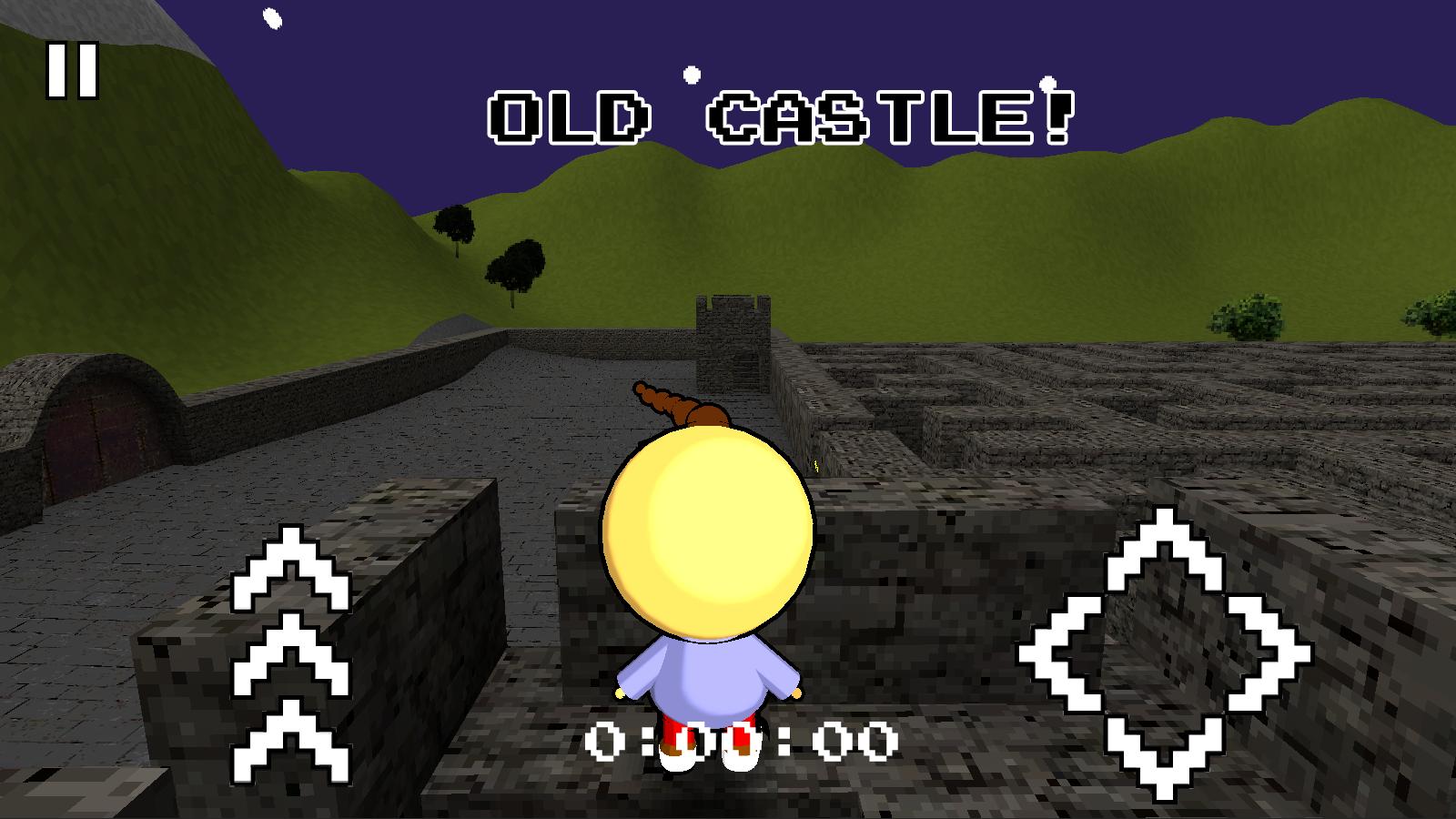 Screenshots of 3D Maze Retro for iPhone